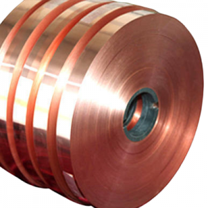Copper Tape for MV&LV Cable Shielding