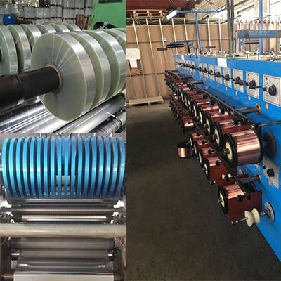 CCAM Wires, Polyester Tapes and Aluminum Foil Polyester Tapes Order