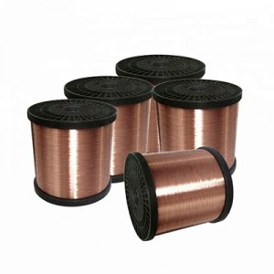 Copper Clad Aluminum-magnesium Alloy Wire