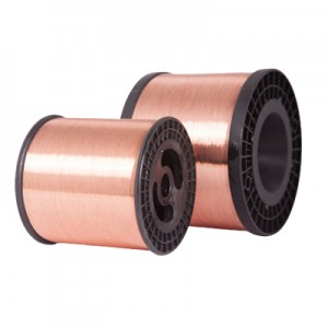 Copper Clad Steel Wire for Coaxial Cable