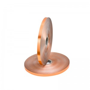 Copper Foil Polyester Tape for Cable Shielding