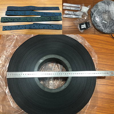 Deliver Semi-conductive Tetoron Tapes to Mexico