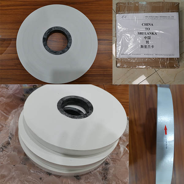 Deliver the Synthetic Mica Tape to Sri Lanka