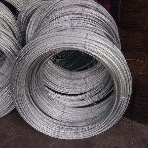 Galvanized Steel Strands for OPGW Cables