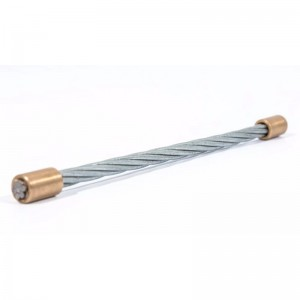 Galvanized Steel Strands for Optical Fiber Cables