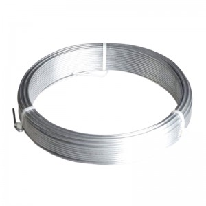 Hot Dipped Galvanized Steel Wire for Cable Armoring
