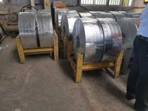 Hot-dipped galvanized steel tape (2)