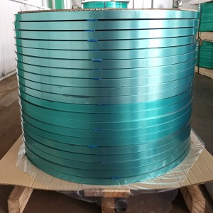 Package pictures of copolymer coated steel tape-2