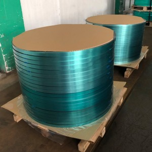 Package pictures of copolymer coated steel tape-3