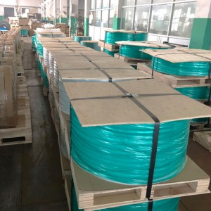 Package pictures of copolymer coated steel tape-5