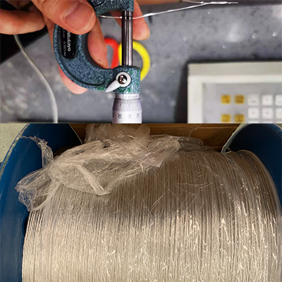 The Shipping of Tin-coated Copper Stranded Wire